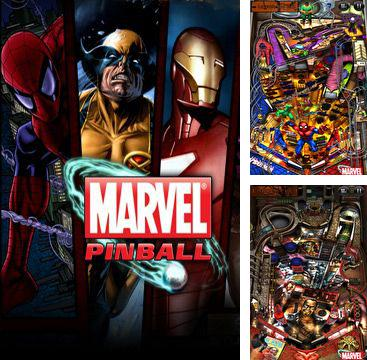 In addition to the game Sky smash 1918 for iPhone, iPad or iPod, you can also download Marvel Pinball for free.