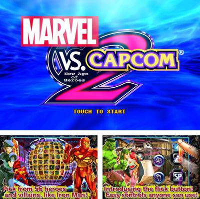 In addition to the game Walking dead zombies: The town of advanced assault warfare for iPhone, iPad or iPod, you can also download MARVEL vs. CAPCOM 2 for free.
