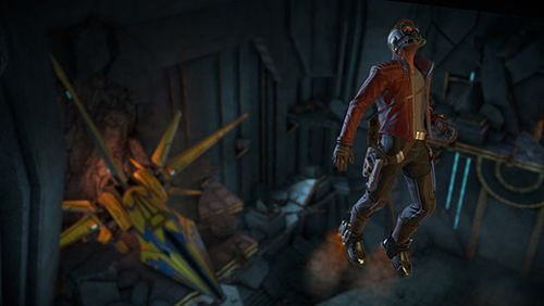 Kostenloses iPhone-Game Marvel's Guardians of the Galaxy herunterladen.