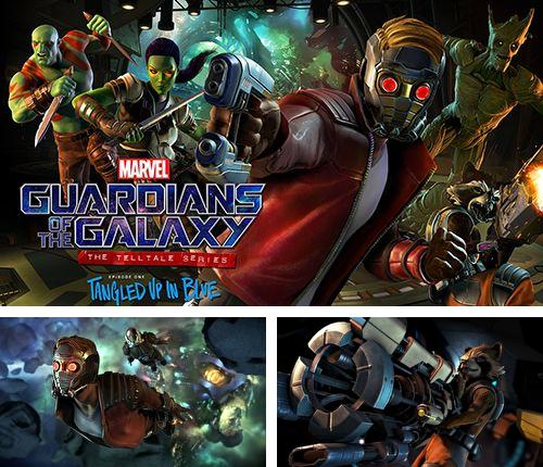 En plus du jeu Le Poisson Zombie Apocalyptique pour iPhone, iPad ou iPod, vous pouvez aussi télécharger gratuitement Gardiens de galaxie de Marvel, Marvel's guardians of the galaxy.