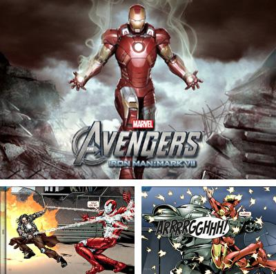 In addition to the game Skatin Girlz for iPhone, iPad or iPod, you can also download MARVEL'S THE AVENGERS: IRON MAN – MARK VII for free.