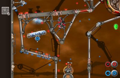 Screenshots vom Spiel Master of Alchemy – Vengeance Front für iPhone, iPad oder iPod.