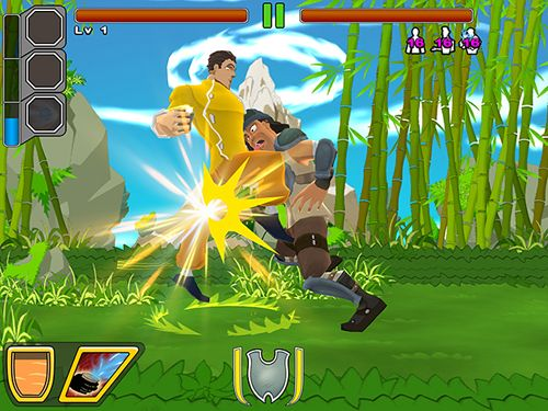 Free Master of tea kung fu download for iPhone, iPad and iPod.