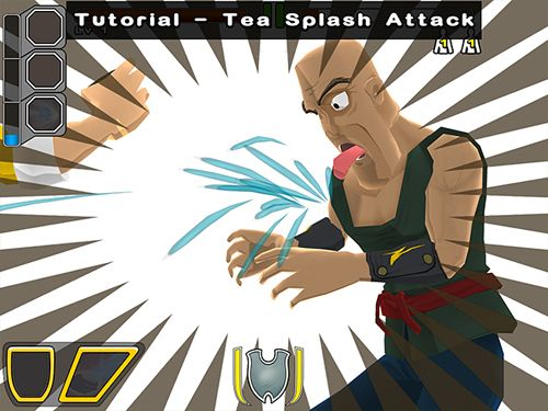 Screenshots of the Master of tea kung fu game for iPhone, iPad or iPod.