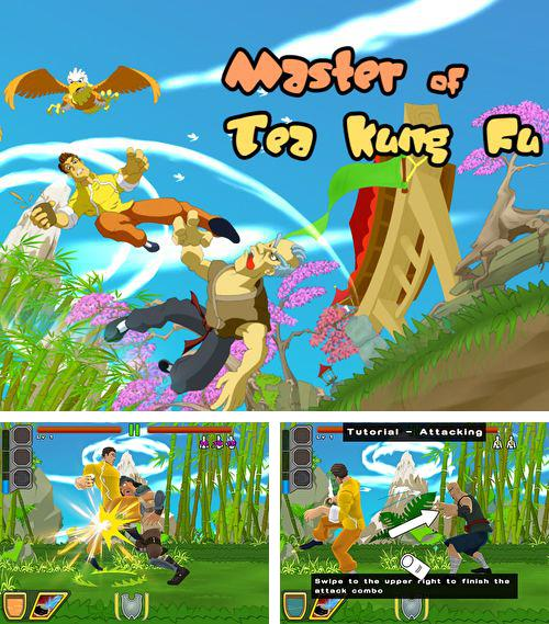 In addition to the game Knight blitz: OMG for iPhone, iPad or iPod, you can also download Master of tea kung fu for free.