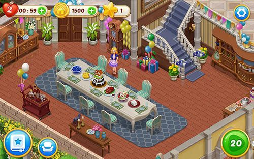 Скачати гру Matchington mansion для iPad.