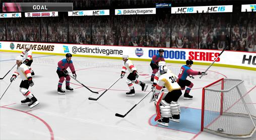 Screenshots of the Matt Duchene's: Hockey classic game for iPhone, iPad or iPod.