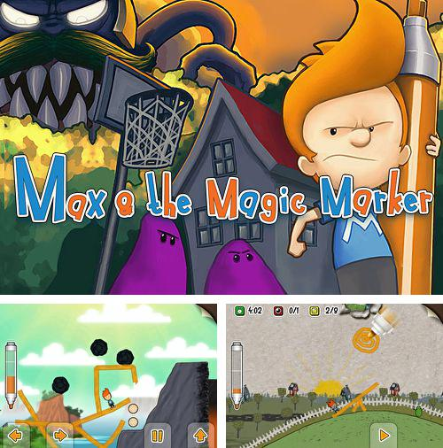Скачать Max and the magic marker на iPhone бесплатно