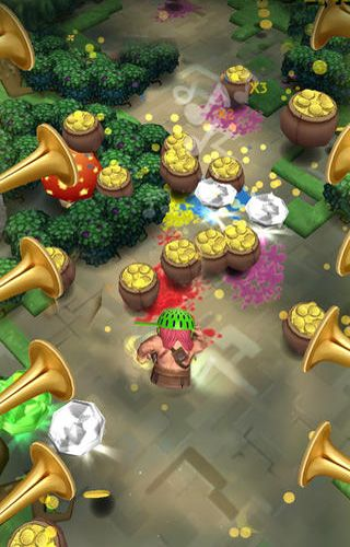 Download Max Axe iPhone free game.