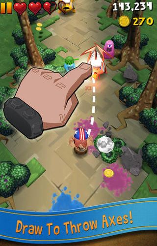 Free Max Axe download for iPhone, iPad and iPod.