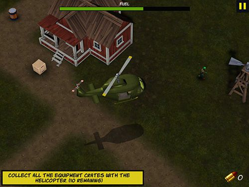 Kostenloser Download von Max Bradshaw and the zombie invasion für iPhone, iPad und iPod.
