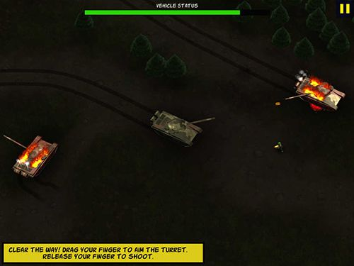 Screenshots of the Max Bradshaw and the zombie invasion game for iPhone, iPad or iPod.
