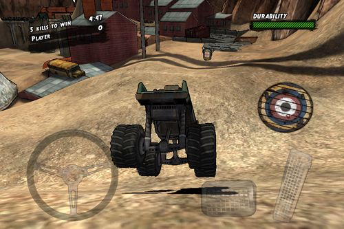 Descarga gratuita de Maximum overdrive para iPhone, iPad y iPod.