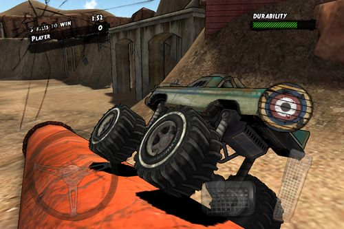Гра Maximum overdrive для iPhone