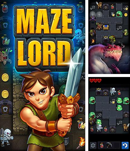 In addition to the game Felllice for iPhone, iPad or iPod, you can also download Maze lord for free.