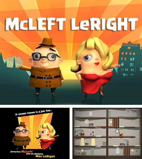 In addition to the game Zergs coming for iPhone, iPad or iPod, you can also download McLeft LeRight for free.