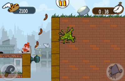 Download Meatball Marathon Premium iPhone free game.