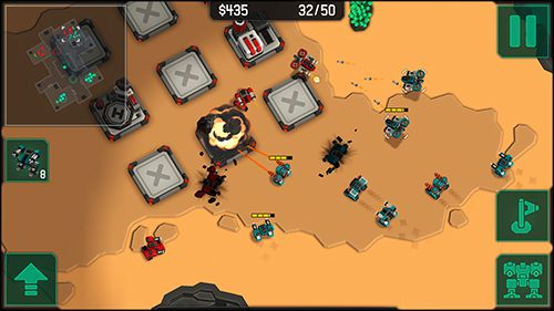 Download Mechcom 2 iPhone free game.