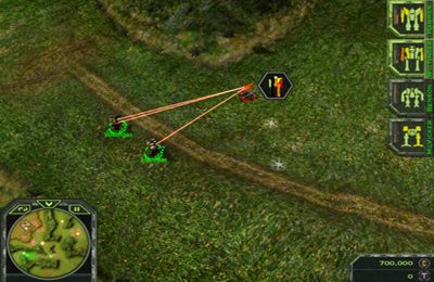 Screenshots of the MechWarrior Tactical Command game for iPhone, iPad or iPod.
