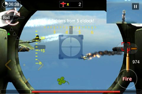 Screenshots of the Medal of gunner game for iPhone, iPad or iPod.