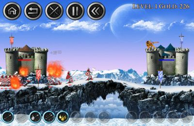 Capturas de pantalla del juego Medieval para iPhone, iPad o iPod.