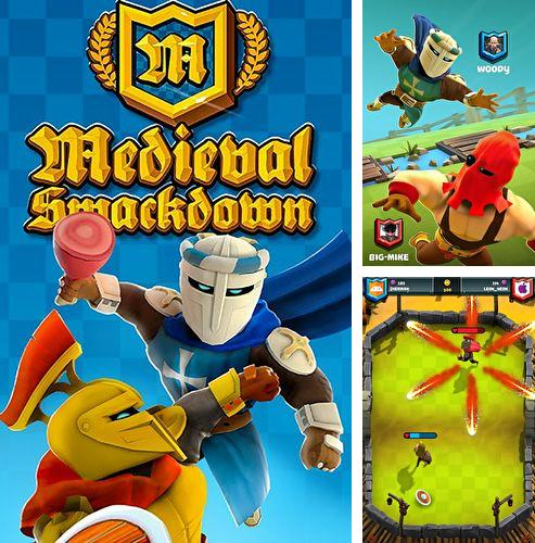 In addition to the game Fanta: Fruit slam for iPhone, iPad or iPod, you can also download Medieval smackdown for free.