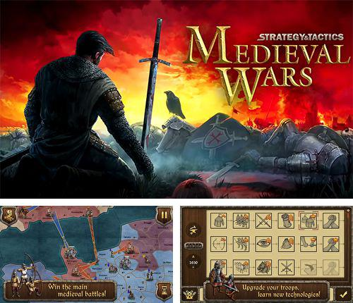 Скачать Medieval wars: Strategy and tactics на iPhone бесплатно