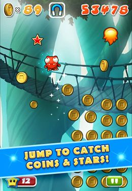 Descarga gratuita de Mega Jump para iPhone, iPad y iPod.