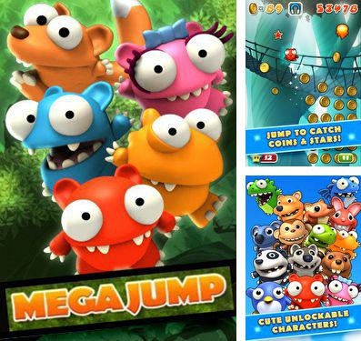 In addition to the game A dark room for iPhone, iPad or iPod, you can also download Mega Jump for free.