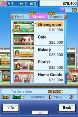 Download Mega Mall Story iPhone free game.