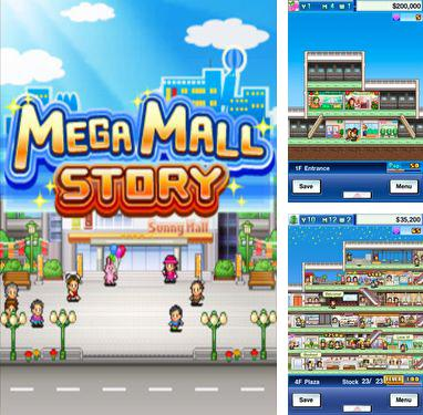 In addition to the game Shred! Extreme mountain biking for iPhone, iPad or iPod, you can also download Mega Mall Story for free.