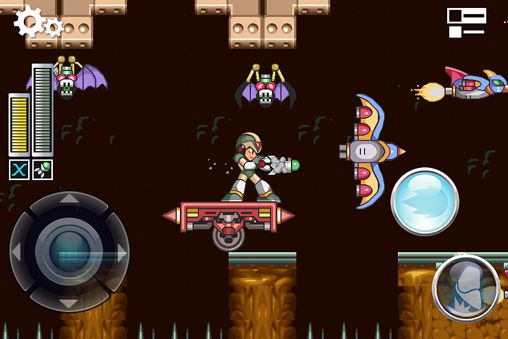 Free MegaMan X download for iPhone, iPad and iPod.