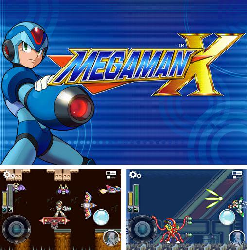 In addition to the game Double Dragon for iPhone, iPad or iPod, you can also download MegaMan X for free.