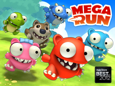 Mega Run Plus – Redford's Adventure