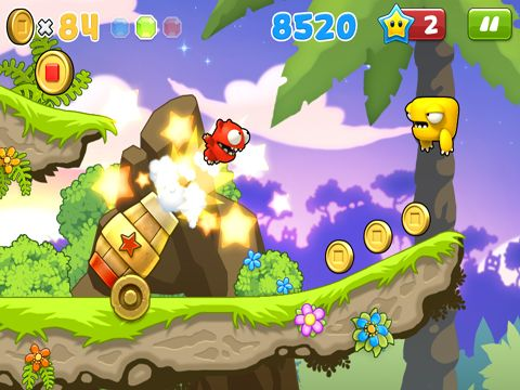 Игра Mega Run Plus – Redford's Adventure для iPhone