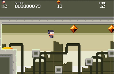 Download Meganoid iPhone free game.