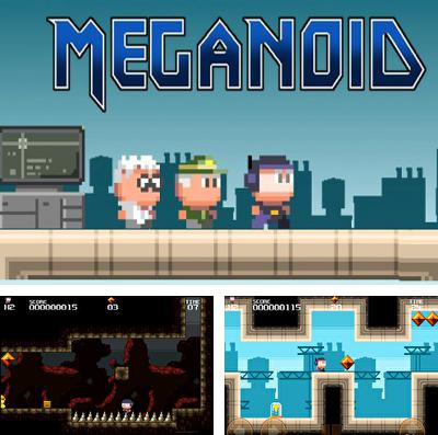 In addition to the game Buff knight: Advanced for iPhone, iPad or iPod, you can also download Meganoid for free.