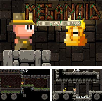 In addition to the game Crazy Chicken Deluxe - Grouse Hunting for iPhone, iPad or iPod, you can also download Meganoid 2 for free.