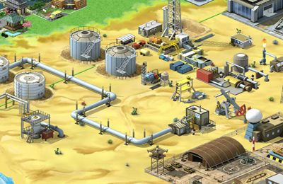 Screenshots do jogo Megapolis para iPhone, iPad ou iPod.