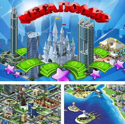 In addition to the game Frogbert for iPhone, iPad or iPod, you can also download Megapolis for free.