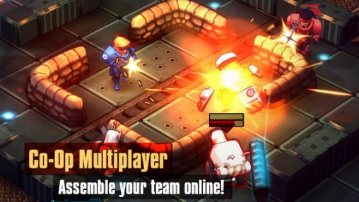 Download Meltdown iPhone free game.