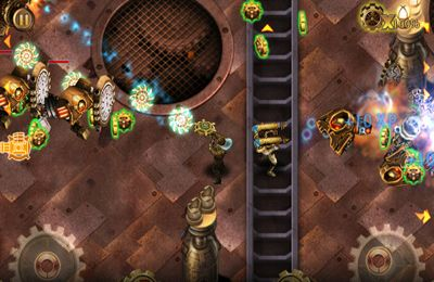 Descarga gratuita de Men vs Machines para iPhone, iPad y iPod.