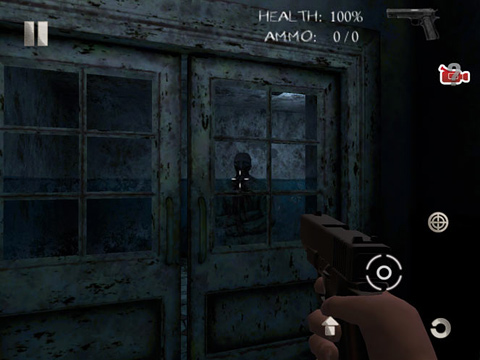 Capturas de pantalla del juego Mental hospital: Eastern bloc 2 para iPhone, iPad o iPod.