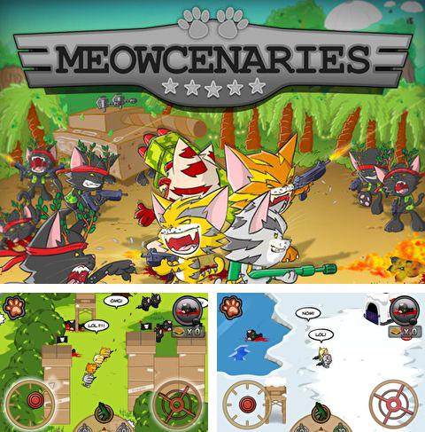In addition to the game Modern war for iPhone, iPad or iPod, you can also download Meowcenaries for free.