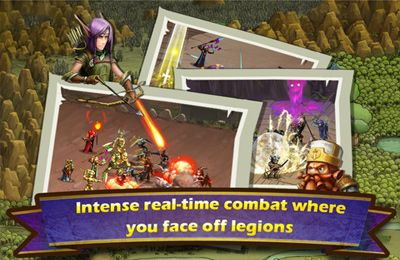 Download Mercenary for iPhone iPhone free game.