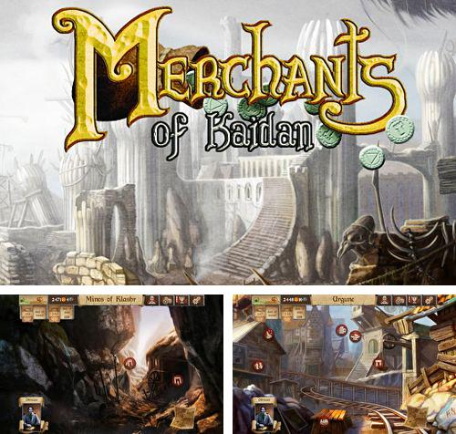 除了 iPhone、iPad 或 iPod 游戏,您还可以免费下载Merchants of Kaidan, 。