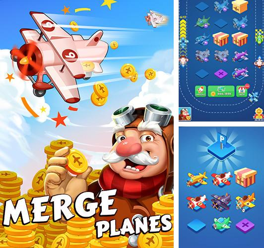 In addition to the game Doom legend for iPhone, iPad or iPod, you can also download Merge plane for free.