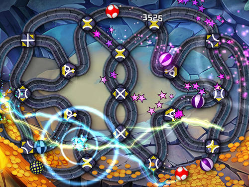 Capturas de pantalla del juego Messy Paths para iPhone, iPad o iPod.