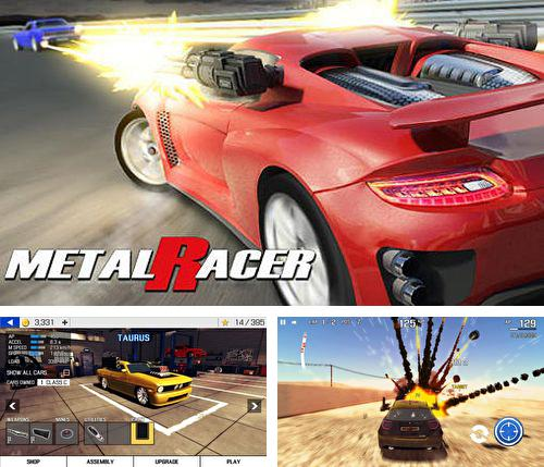 In addition to the game Robo5 for iPhone, iPad or iPod, you can also download Metal racer for free.