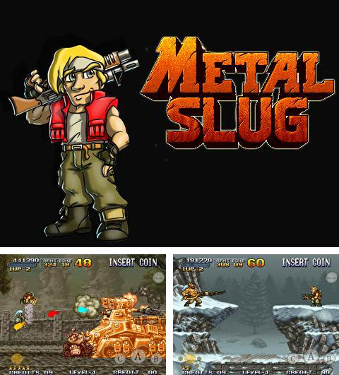 In addition to the game Blackwell 2: Unbound for iPhone, iPad or iPod, you can also download Metal slug for free.